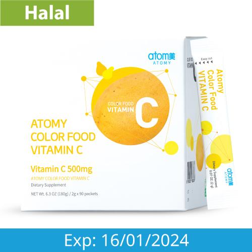 Color Food VitaminC