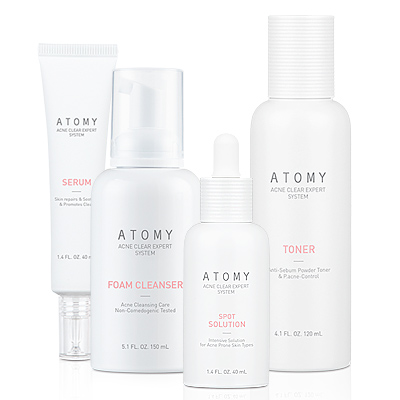 Atomy Acne Clear Expert System Set