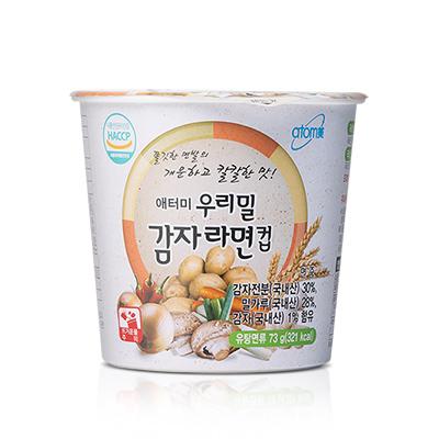 Atomy Potato Cup Ramen *1box(18 cups)