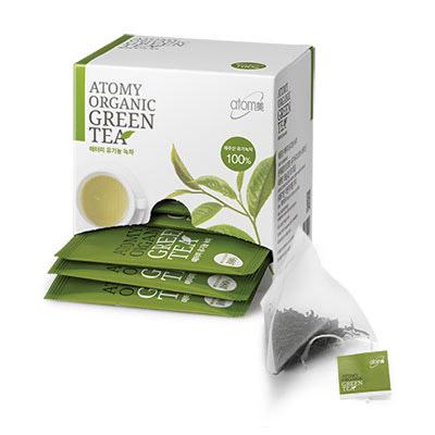 Atomy Organic Green Tea