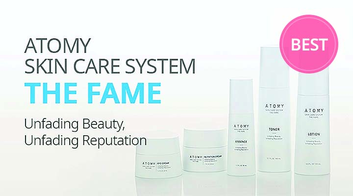 Skin Care System The FAME