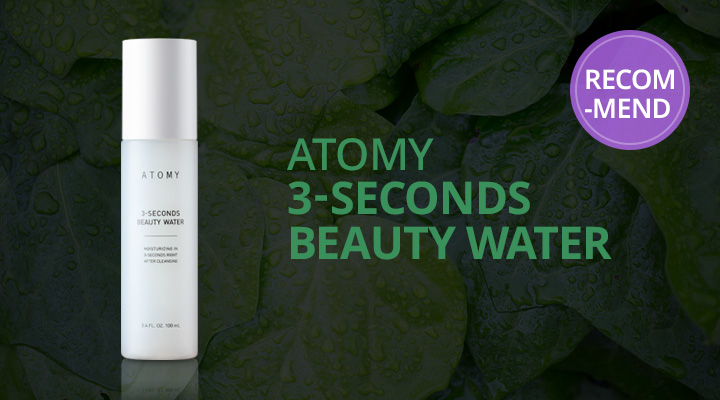 3-Seconds Beauty Water