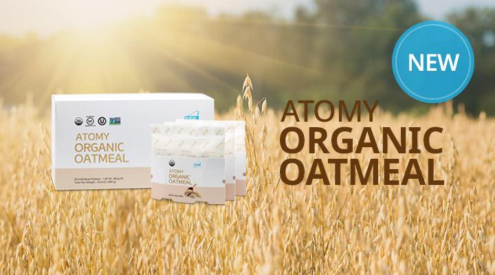 Orgaic Oatmeal