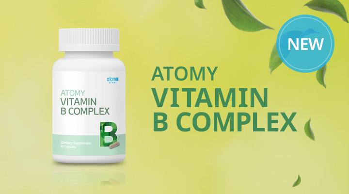 Vitamin B Complex : renewal