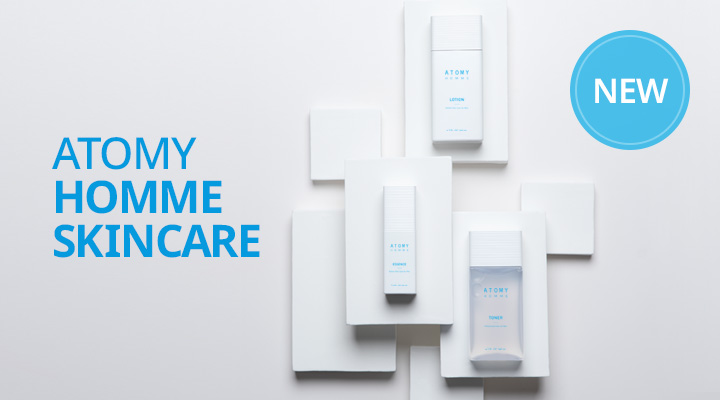 Homme Skincare Set