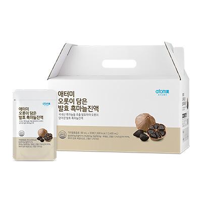 애터미 오롯이 담은 발효 흑마늘진액