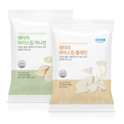 애터미 라이스칩(플레인)1EA