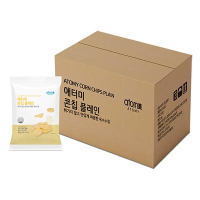 애터미 콘칩 플레인 1box(24ea)