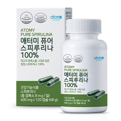 Atomy Pure Spirulina 100%