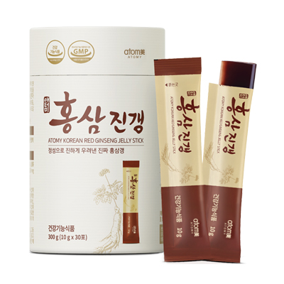 Atomy Korean Red Ginseng Jelly Stick